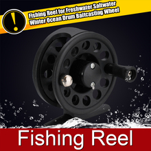 Fishing-Reels Bait Drum Right Handed Casting-Wheel-Compression-Resistance Sea Winter