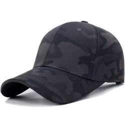 2019 Camouflage Autumn Winter Baseball Cap Men Fashion Women Snapback Casquette Gorras Para Hombre Camo Trucker Caps
