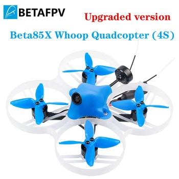 BETAFPV Beta85X FPV 4S Brushless Whoop Drone with F4 AIO 12A FC C01 Pro Camera 5000KV 1105 Motor XT30 Cable for Micro FPV ldarc tiny 6x tiny 6 upgraded version 65mm mini fpv drone f3 betaflight fc 25mw 16ch vtx 716 17600kv brushed motor 250mah ph2 0