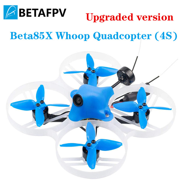 BETAFPV Beta85X FPV 4S Brushless Whoop Drone with F4 AIO 12A FC C01 Pro Camera 5000KV 1105 Motor XT30 Cable for Micro FPV