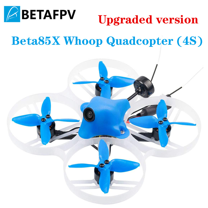 BETAFPV Beta85X FPV 4S <font><b>Brushless</b></font> Whoop Drone with F4 AIO 12A FC C01 Pro Camera 5000KV <font><b>1105</b></font> <font><b>Motor</b></font> XT30 Cable for Micro FPV image