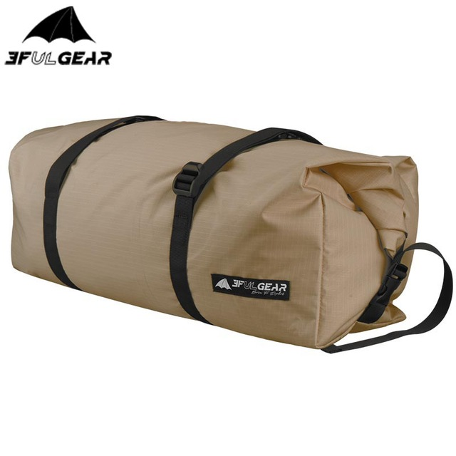 3F UL GEAR Travel Storage Bag 35L-73L Foldable Large Duffel Handbag  1