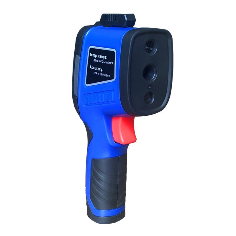 Image 2 - 2.4 inch Color Screen Handheld Thermal Imaging Camera Infrared  thermometer XE 26 XE 27 XE 28 Sries economic thermal imagerTemperature  Instruments