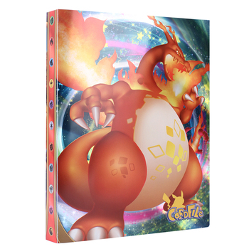 240 sztuk kolekcje uchwytów Pokemon karty Album Top załadowany List zabawki prezent dla dzieci tanie i dobre opinie TAKARA TOMY CN (pochodzenie) 4-6y 7-12y 12 + y 1233 Chiny certyfikat (3C) Certyfikat europejski (CE) Fantasy i sci-fi