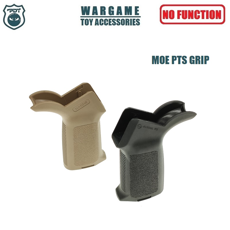 MOE PTS Nylon 480 Motor Grip V2 Gearbox AR Receiver Back Rear Grip For Toy Gel Blaster Airsoft AEG GBB