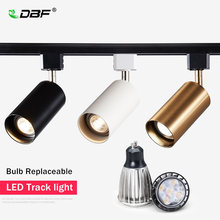 [dbf] светодиодный светильник с рельсовой направляющей gu10