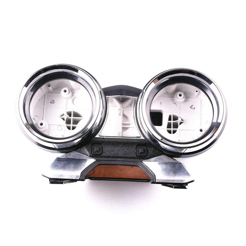 1 Set Motorcycle Speedometer Gauge Case Shell Cover For <font><b>SUZUKI</b></font> <font><b>GSX1400</b></font> 2004 2005 2006 2007 2008 Motor Accessories ABS Plastic image