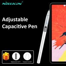 Карандаш nillkin для apple pencil с 3 уровнями чувствительности