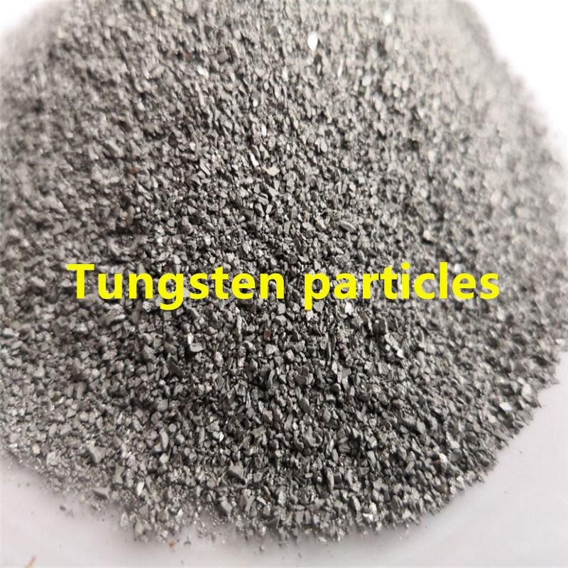 Customized / Tungsten Particle Metal / Tungsten Particle High Purity Tungsten Particle Cosolvent / Pure Tungsten Cosolvent / Hig