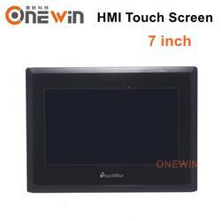 XINJE TouchWin TH765-N HMI сенсорный Экран 7 дюймов Пряди человеческих волос машина Интерфейс панель