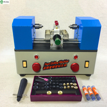 High Precision Double Head Pearl Drilling Machine 5-35mm Pearl Drilling Machine 220V Pearl Drilling Jewelry Tools