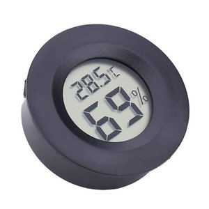 Round Electronic Thermometer a