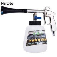 Pistolet à eau pour lavage à sec de voiture, lave-linge à haute pression, pour automobile, bouilloire 1L, outil de nettoyage Tornador, nouveau