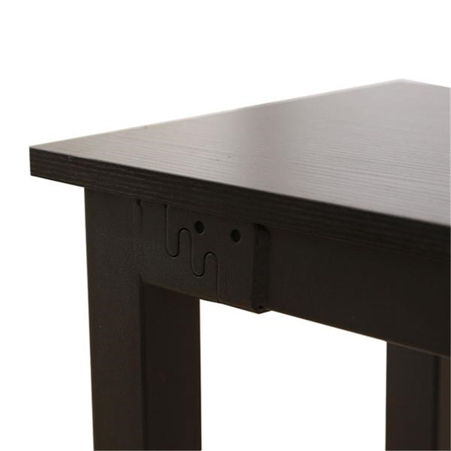 Simplistic Iron Frame Dining Table  6