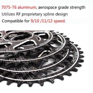 Image 5 - MTB אופניים chainring GXP קבוע הילוך אופסט 3mm צר רחב הרי שרשרת טבעת 32T 34T 36 38T Fit XX1 X9 XO X01 BB30 אופני כננת