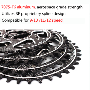 Image 5 - Mtb自転車チェーンgxp固定ギアオフセット 3 ミリメートルナローワイドボディ山チェーンリング 32t 34t 36 38tフィットXX1 X9 xo X01 BB30 自転車