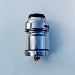 Image 2 - Zeus X RTA tank Deck Electronic cigarette Mods Dual Coil Vape Tank RTA Vaper atomizer 25mm
