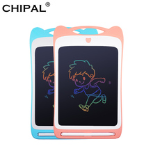 Pads CHIPAL Drawing-Tablet Writing-Board Digital Electronics LCD Colorful