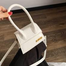 Jacquemus, женская сумка, известный бренд, женские роскошные сумки, для женщин, сумки через плечо для женщин,, сумки-мессенджеры, маленькая сумка-тоут