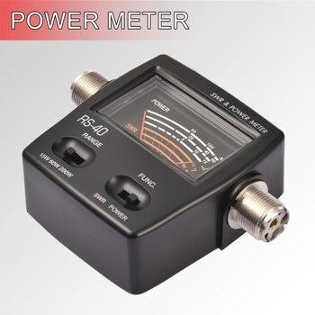 For HAM Mobile VHF UHF 200W Power Meter Power Measurement for HAM Mobile VHF Power Measurement