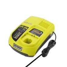 3A 12V 14,4 V 18V para Ryobi P117 cargador de batería recargable Paquete de batería herramienta eléctrica ni cd Ni Mh Li Ion P110, P111, P107,P108