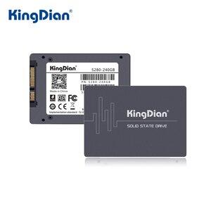 """Image 5 - KingDian disco duro interno de estado sólido SSD, 480GB, 240GB, 120GB, SATA3, 1TB, 512GB, SATA, 2,5 """", para ordenador portátil de escritorio"""