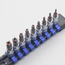 Socket-Set Pentalobe Screwdriver Torx Bits Repair-Kit Car-Hand-Tools 1/4inch-Drive Cr-V