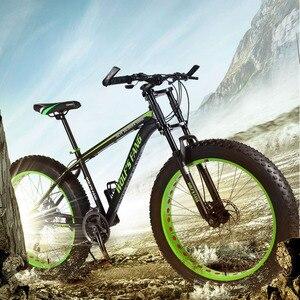 Image 3 - Wolf Fang Fiets 7/21/24 Speed Mountainbike 26*4.0 Vet Fiets Bicicleta Mtb Road Vouwfiets mannen Vrouwen Gratis Verzending