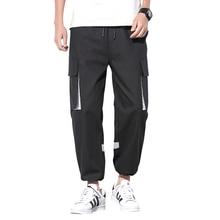Pantalones Hombre Harem Pantalones Hombre Nueva moda Doosan Streetwear Hip Hop