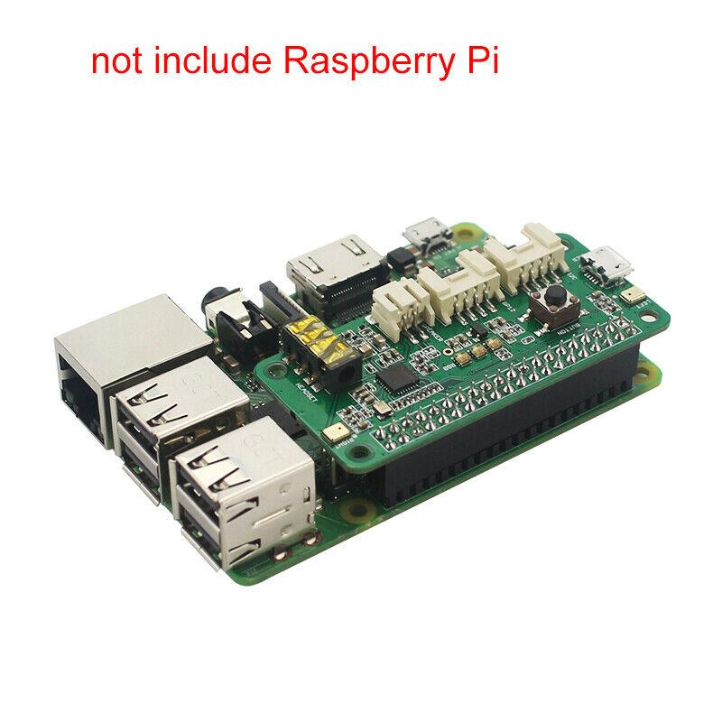 Module Mini Hat Durable Based On WM8960 Easy Use Professional 2-Mics Intelligent Voice Dual Microphone For Raspberry Pi Zero 3B