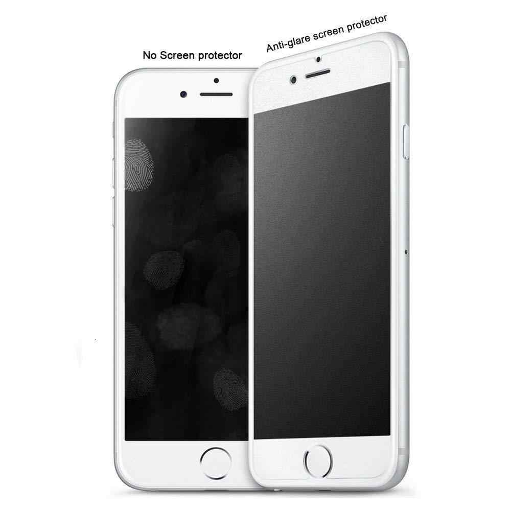 9H Matte Tempered Glass For iPhone X XS MAX XR Frosted Screen Protector For iPhone 5 5S SE 6 6S 7 8 PLUS Protective Film Glass