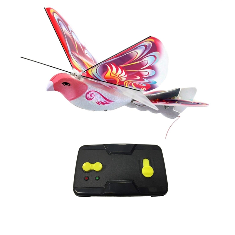 Remote-Controlled Bird Simulation Flapping-Wing Flight Pigeon Induction Bird Electric Eagle Remote Control Bionic Bird