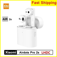 Xiaomi Airdots Pro 2s TWS Wireless bluetooth Earphone Air 2s Tap Control ENC Dual MIC QI Wireless Charging Headset LHDC/AAC