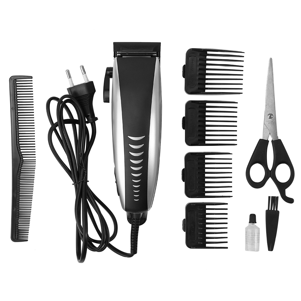 Rechargeable Hair Trimmer For Men And Kids Strip-line Hair Cutting Machine Adjustable Electric Machine Home Clipper