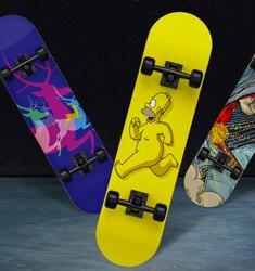 Skateboard anfänger kind erwachsene junge mädchen teen erwachsene skateboard