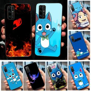 Riccu Happy Felice Fairy Tail Phone Case for Huawei Honor 20 10 9 8 8x 8c 9x 7c 7a Lite view pro image