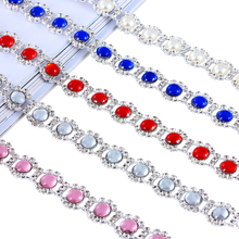 Fashion Cat Dog Crystal Collar Rhinestone Pearl Diamond Necklace For Small Medium puppy Chihuahua Accessories D40