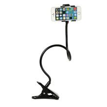 Uchwyt na telefon uniwersalny GPS 360 samochodowy obrotowy stojak przenośny klip biurko łóżko stoi elastyczny leniwy wspornik obsady smartphon celular 2020 tanie tanio Z tworzywa sztucznego Stand Holder