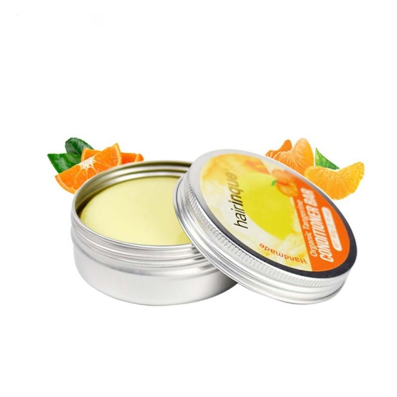 70G Natural Organic Mandarin Fragrance Bars Soap Handmade Vitamin C Nourishing Hair Conditioner Hair Care Soap