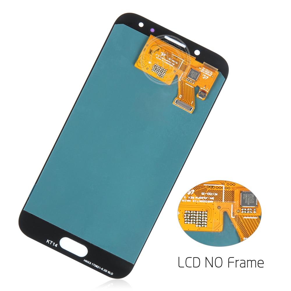 100% Original SUPER AMOLED 5.2 affichage de remplacement pour SAMSUNG Galaxy J5 PRO 2017 J530 J530F LCD écran tactile numériseur assemblée - 4