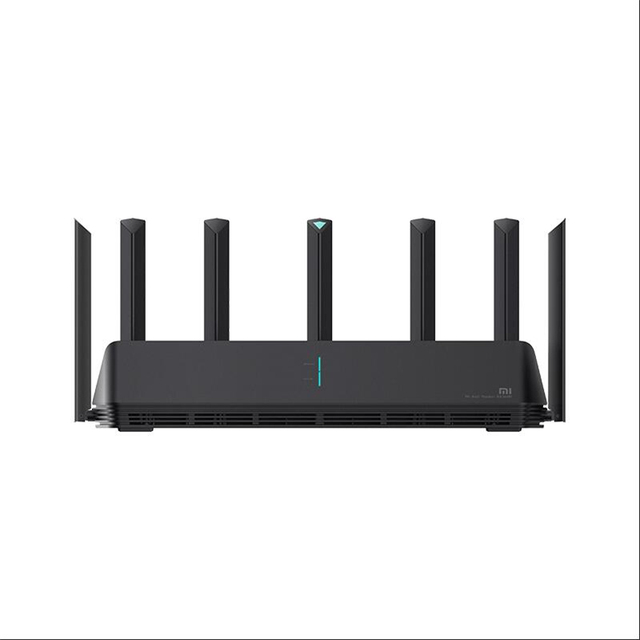 Novo xiaomi ax3600 aiot roteador wifi 6 5g wifi6 600 mb de banda dupla 2976mbs gigabit taxa qualcomm a53 amplificador de sinal externo 4