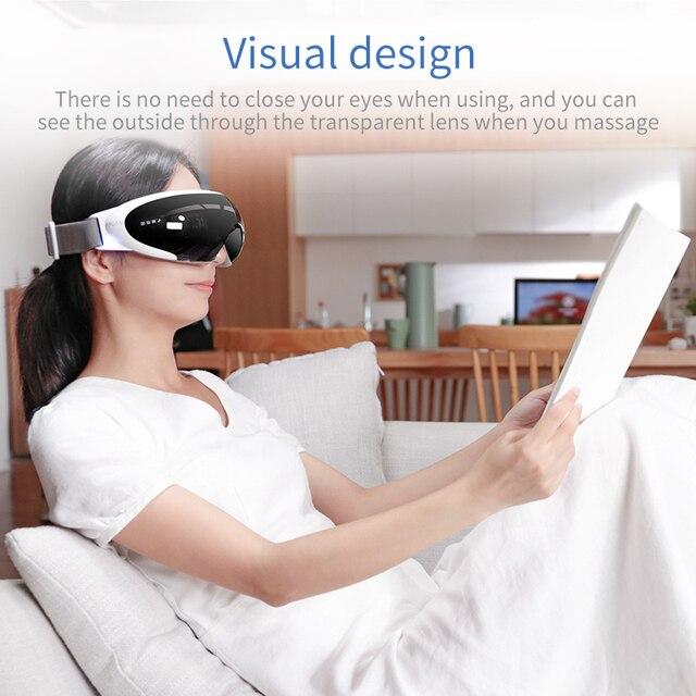 ANLAN 4D Augenmassagegerät 2