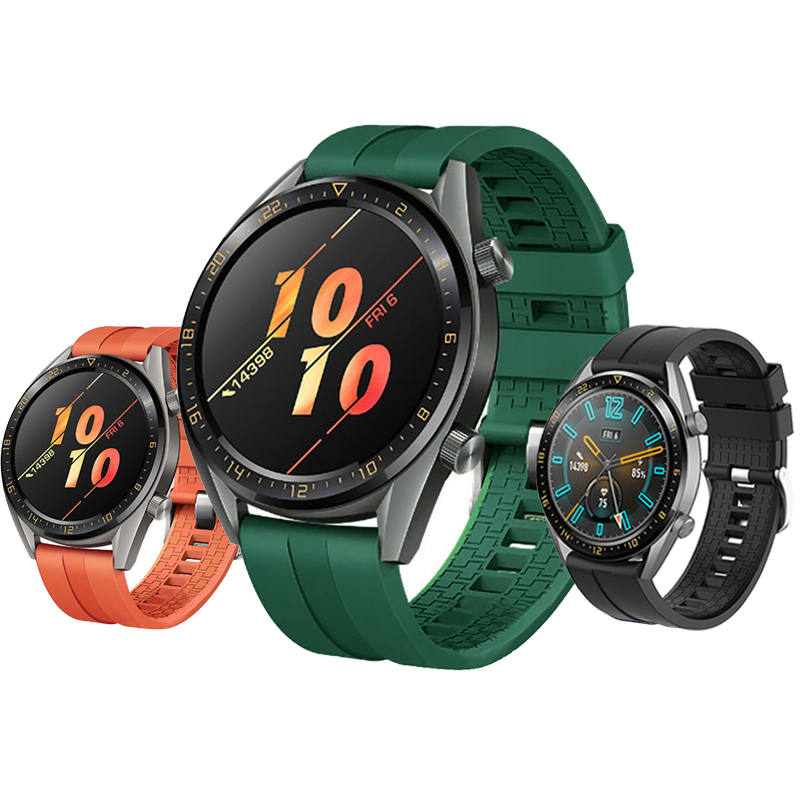 Huawei Watch GT 2 strap for <font><b>Samsung</b></font> <font><b>S3</b></font> <font><b>Frontier</b></font>/classic galaxy 46mm amazfit GTR 47mm watch band <font><b>smartwatch</b></font> Bracelet Accessories image