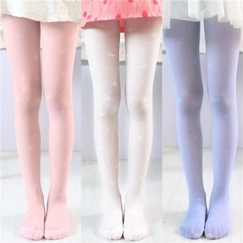 Lovely Baby Girls Pantyhose Children Tight Long Stocking Tights For Baby Girl Toddler Kids Pantyhose Summer Stockings fashion brand infant baby girls tights toddler kids tights pantyhose autumn winter baby girl stockings girl pants