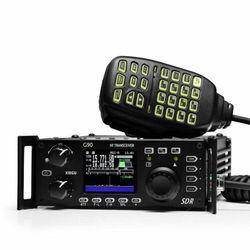 Xiegu G90 HF приемопередатчик 20 Вт SSB/CW/AM/FM SDR радио встроенный антенный тюнер