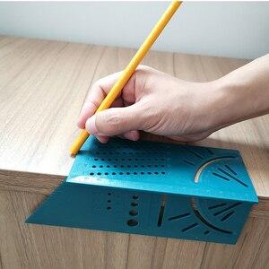 Wood Working Ruler 3D Mitre An