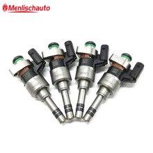 Originele Injector 55577403 12644767 Directe Injectie In Cilinder Voor Amerikaanse Auto Hoge Kwaliteit Oem: 55577403 4 Stuks