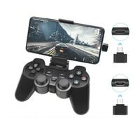Mando inalámbrico para teléfono Android/PC/PS3/TV, Joystick 2,4G, USB, PC, accesorios para Xiaomi