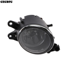 Front Bumper Grille Convex Len Driving Lamp Fog Light Right For Audi A4 B6 1998-2005 car style 55w front bumper driving fog grill lights lamps for audi a4 b6 02 05 03 04 sedan headlights for cars