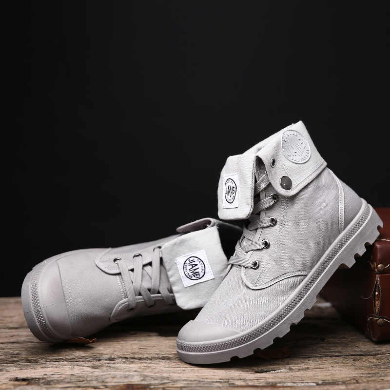 Oeak Mannen Laarzen Veiligheid Werk Laarzen Anti-smashing Veiligheidsschoenen Slip-on Mannen Schoenen Mannelijke Sneakers Onverwoestbaar Schoenen werkschoenen Mannen